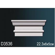 Обрамления дверей D3536