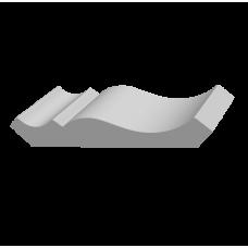 Карниз Ultrawood арт. CR 0001 (2440 х 80 х 75)
