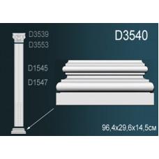 Пилястра D3540