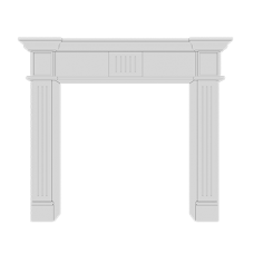 Декоративные камины из полиуретана