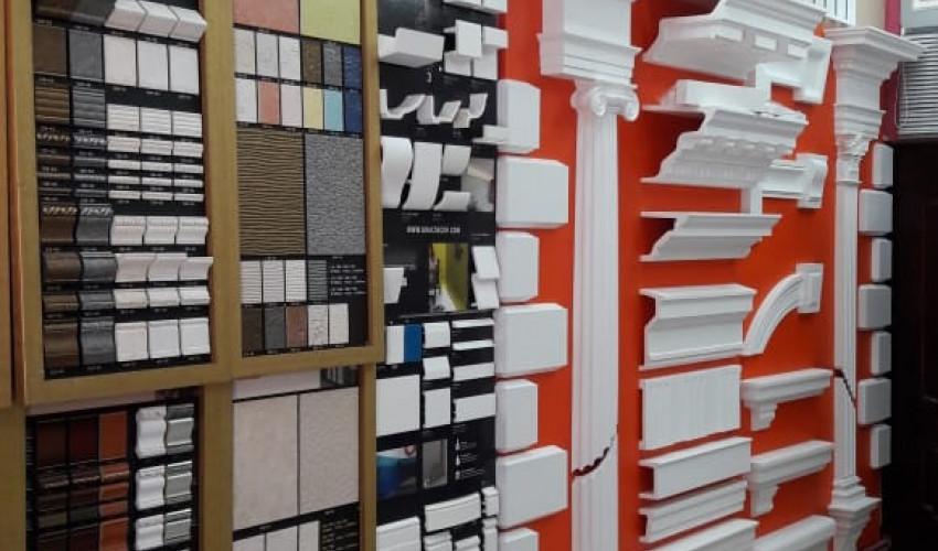 Обновленный интерьер магазина Лепнина в павильоне А29, Петровский двор